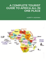 A Complete Tourist Guide To Africa All In One