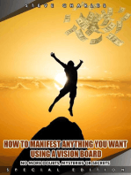 How to Manifest Anything You Want Using a Vision Board