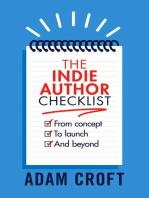 The Indie Author Checklist