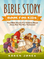 Bible Story Book For Kids