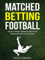 Matched Betting Football