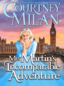 Mrs. Martin's Incomparable Adventure: The Worth Saga