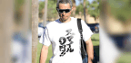 Outgoing Baseball Superstar Ichiro Suzuki's Oddball T-shirts Make Him Fan Favorite