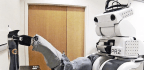 Robot 'Eyes' Aid People With Profound Motor Impairments