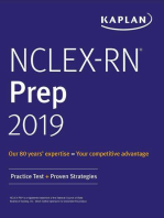NCLEX-RN Prep 2019: Practice Test + Proven Strategies