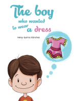 The boy who wanted to wear a dress