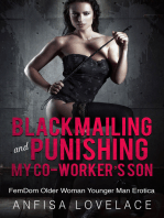 Blackmailing and Punishing My Co-Worker's Son