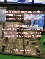 Eine kleine Hommage an den WDR Computerclub und späteren Computer:Club2