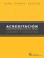 Acreditación Universitaria en el Perú