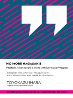 No More Nagasakis: Interfaith Action toward a World without Nuclear Weapons