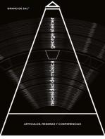 Necesidad de música