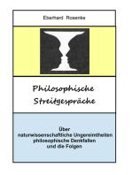 Philosophische Streitgespräche