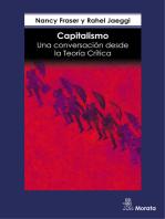 Capitalismo: Una conversación desde la Teoría Crítica
