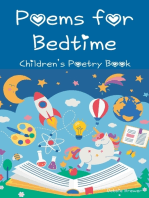 Poems for Bedtime Children's Poetry Book
