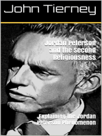 Jordan Peterson and the Second Religiousness: Explaining the Jordan Peterson Phenomenon