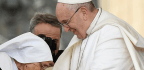 Why Did The Pope Refuse To Let Worshippers Kiss His Ring? 'Hygiene'