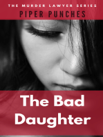 The Bad Daughter (The Murder Lawyer, #4)