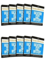 Perfect 10 Vacation Cozy Mystery Plots #31 Complete Collection