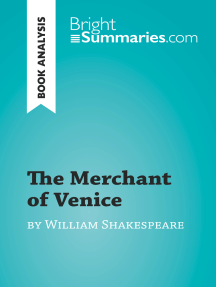 The Merchant of Venice by William Shakespeare (Book Analysis): Detailed Summary, Analysis and Reading Guide