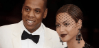 Beyoncé And Jay-Z Make It An Emotional Family Affair At GLAAD Media Awards