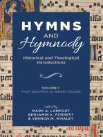 Hymns and Hymnody