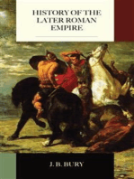 History of the Later Roman Empire