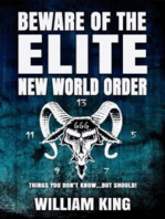 Beware of the Elite New World Order