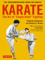 Karate: The Art of Empty Hand Fighting: The Groundbreaking Work on Karate