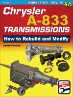 Chrysler A-833 Transmissions