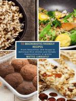 50 Macrobiotic-Friendly Recipes - measurements in grams