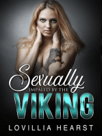 Sexually Impaled By The Viking