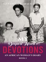 My Deepest Heart's Devotions 2