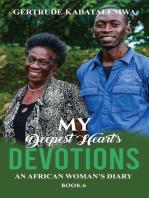 My Deepest Heart's Devotions 6