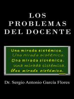 Los problemas del docente: Una mirada sistémic