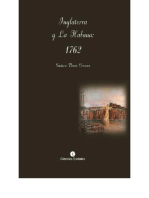Inglaterra y La Habana 1762