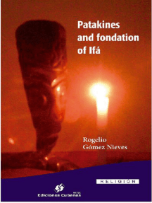 Pataquines and Fondation of Ifá