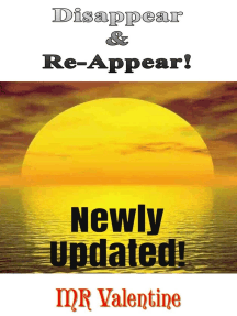 Disappear & Re-Appear!