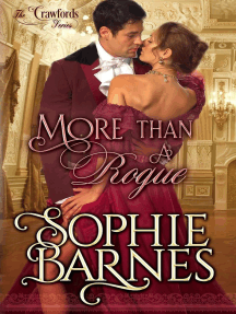 More Than A Rogue: The Crawfords, #2