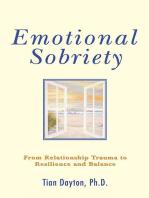 Emotional Sobriety