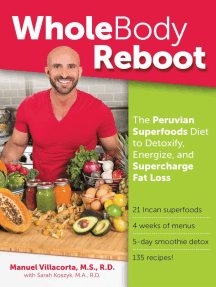 Whole Body Reboot: The Anti-Aging and Detox Plan to Lose Weight, Feel Younger, and Boost Vitality