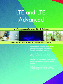 LTE and LTE-Advanced A Complete Guide - 2019 Edition