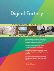Digital Factory A Complete Guide - 2019 Edition