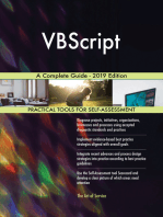 VBScript A Complete Guide - 2019 Edition