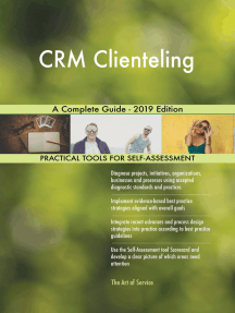CRM Clienteling A Complete Guide - 2019 Edition