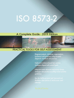ISO 8573-2 A Complete Guide - 2019 Edition