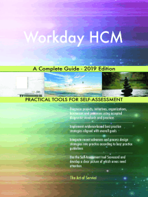 Workday HCM A Complete Guide - 2019 Edition