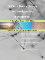 SCCM software change and configuration management A Complete Guide - 2019 Edition