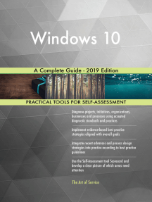 Windows 10 A Complete Guide - 2019 Edition