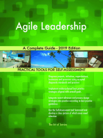 Agile Leadership A Complete Guide - 2019 Edition