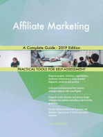 Affiliate Marketing A Complete Guide - 2019 Edition